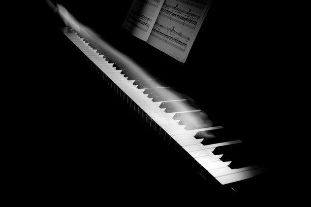 Sad piano music recommendation