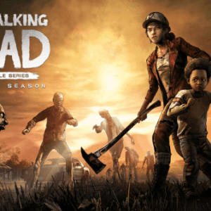 The Walking Dead game: Waiting Around to Die
